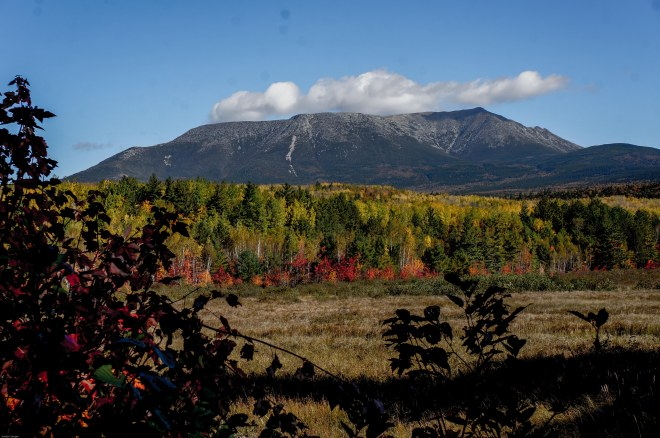 Mt. Katahdin, October 3, 2013