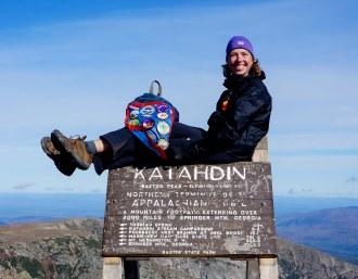 Mount Katahdin, ME
