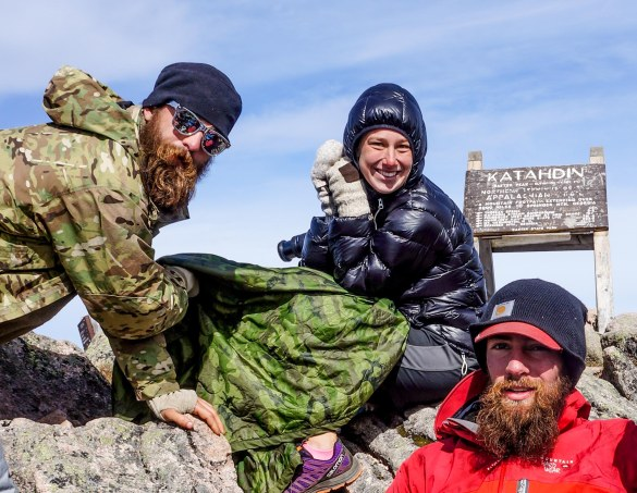 Image result for at thru hikers
