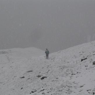 Rätikon Höhenweg Nord, Switzerland