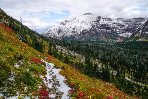 Welcome to Glacier: Winter is Coming (CDT Days143-144)
