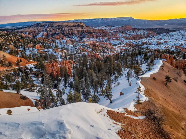 Bryce – Solo Winter Adventures in Utah: Day 2