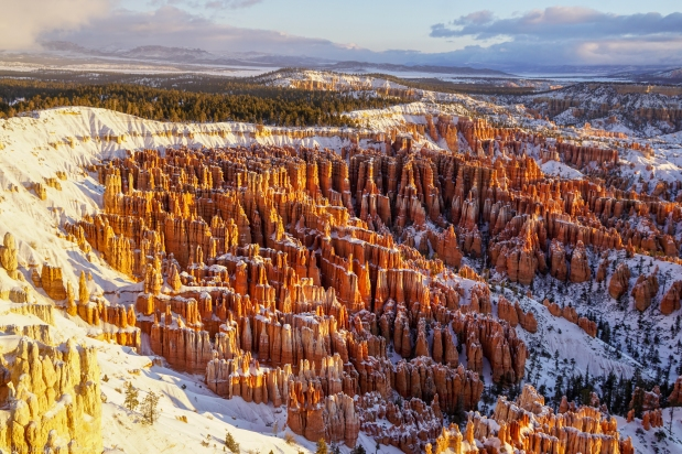 Bryce – Solo Winter Adventures in Utah: Day 1