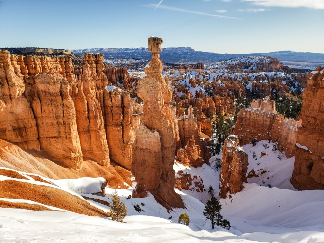 Thor's Hammer at Bryce